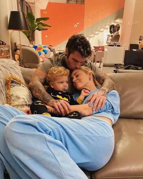 """Chiara Ferragni, dedica sentimentale alla sua famiglia: """"La vita che vorrei è la vita che ho"""""""