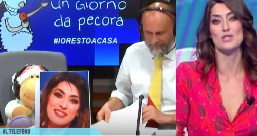 """Elisa Isoardi torna single: """"Sono in quarantena da mia zia che ha 87 anni"""""""