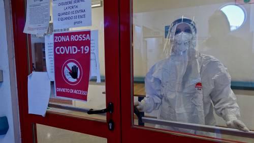 Silvia Abate coordinatrice infermieristica dell'Itis