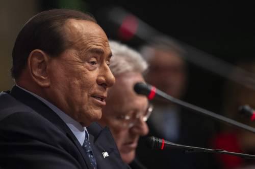 """Caso toghe, Berlusconi: """"Sono ancora politicizzate"""""""
