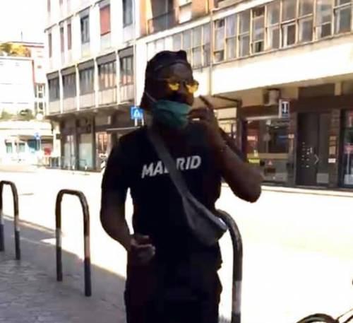 Vicenza, rimproverato, nigeriano aggredisce residente: denuncia su Fb