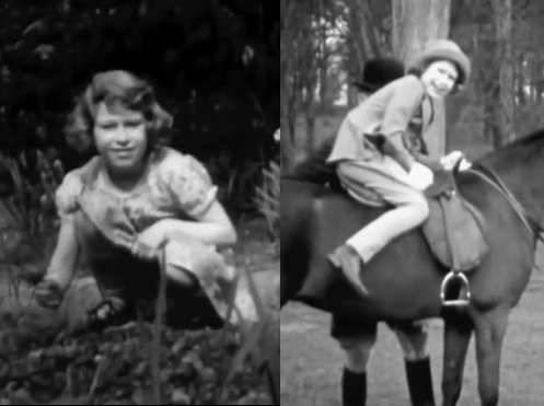 La regina Elisabetta compie 94 anni: le immagini inedite da bambina