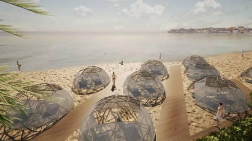 Dal plexiglass alle cupole di bamboo, ecco tutte le ipotesi per l'estate