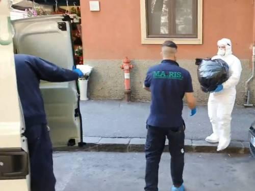 Genova, 37enne fa a pezzi cadavere della madre e lo mette in sacchi