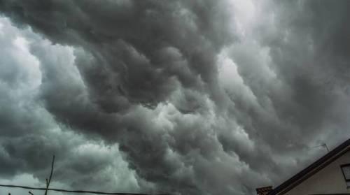 Temporali e grandinate: nuova settimana con meteo turbolento in tutta Italia