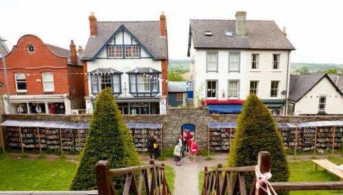 Benvenuti a Book Town dove regnano i volumi