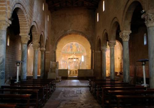 Nella Basilica di Sant'Elia c'è la Liberazione del sacro