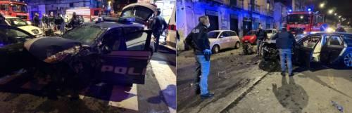Choc a Napoli, ucciso poliziotto mentre tentava di sventare una rapina: fermati due rom