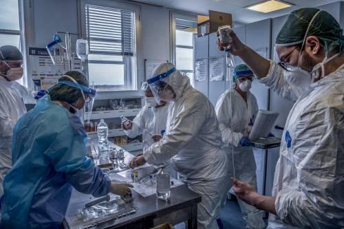 Coronavirus, superati i 200mila casi in italia