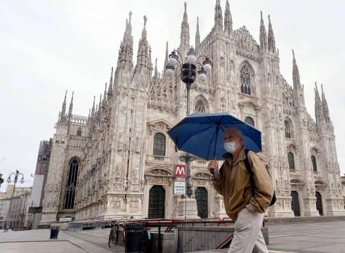 Covid-19 in Lombardia già a gennaio: 1.200 positivi prima del caso 1
