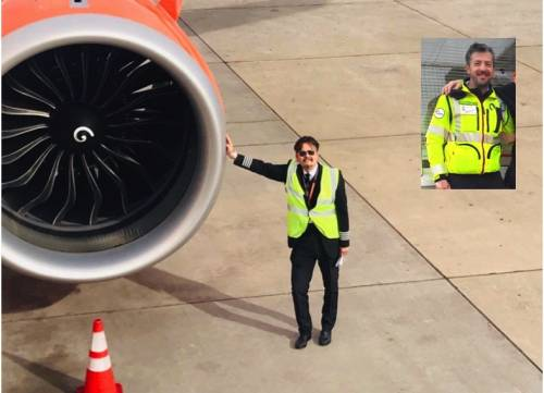 easyJet, piloti e assistenti di volo volontari con Anpas: aiuti per l'emergenza Covid-19