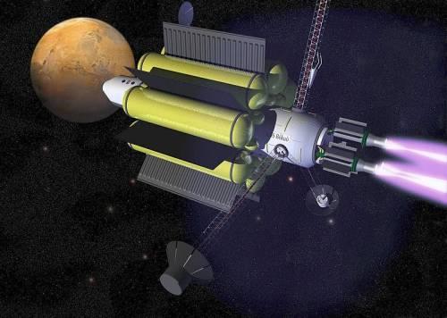 I motori spaziali al plasma e la sfida della fusione nucleare