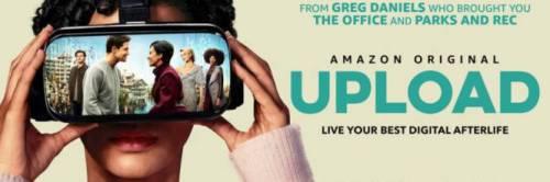 """""""Upload"""", l'Aldilà virtuale secondo la nuova serie tv di Amazon"""