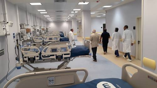 Il Dea di Lecce, ospedale Covid, perde ossigeno a 4 mesi dalla sua apertura