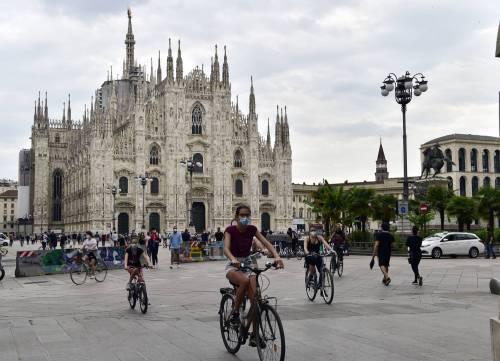 La mappa del contagio: ecco i quartieri di Milano dove il virus è più forte