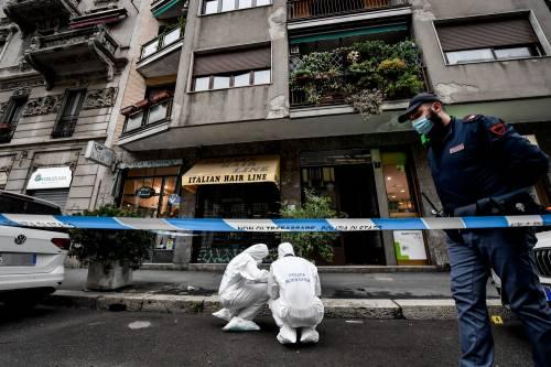 Milano, cocci di vetro contro la finestra della casa di Silvia Romano 9
