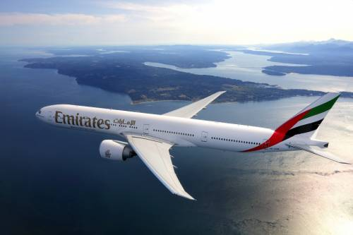 Emirates torna a volare a Malpensa