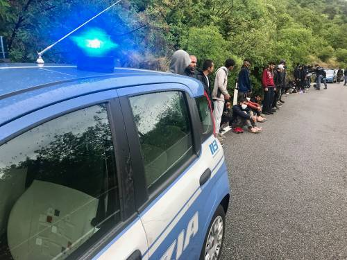 I migranti in arrivo a Trieste, Lampedusa del Nordest 3