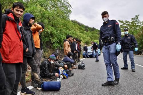 I migranti in arrivo a Trieste, Lampedusa del Nordest 4