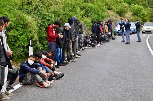 I migranti in arrivo a Trieste, Lampedusa del Nordest 5
