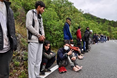 I migranti in arrivo a Trieste, Lampedusa del Nordest 6