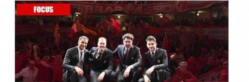 Ferrari in rosso: dal 2008 spesi 540 milioni di euro di ingaggi per i piloti e zero titoli