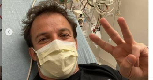 Corsa in ospedale per Alessandro del Piero. Paura per l'ex calciatore