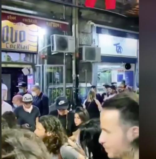 Alla Vucciria è subito folla nel primo giorno di riapertura 4