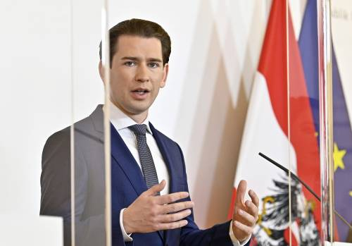 """L'Austria vuole """"isolare"""" l'Italia """"Aprire confini? Irresponsabile"""""""