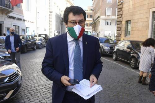 Quelle chat che inguaiano le toghe: ''Salvini? Ha ragione ma va attaccato''