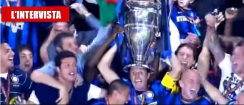"""Inter, 10 anni fa la Champions League. Branca """"Ecco com'è nato il Triplete"""""""