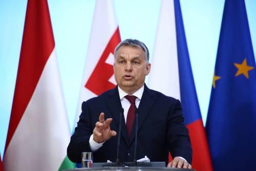 La stretta di Orban: domande di asilo solo presso i consolati all'estero