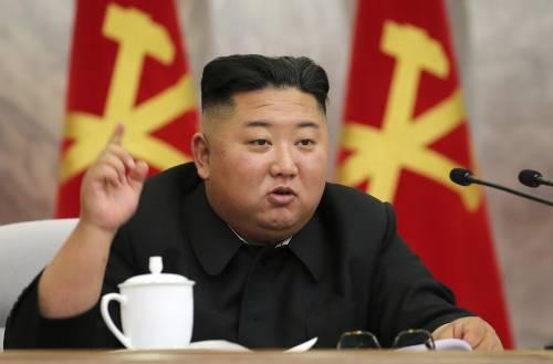 """Kim prepara la sua """"sorpresa"""" (ma quest'anno niente missili)"""