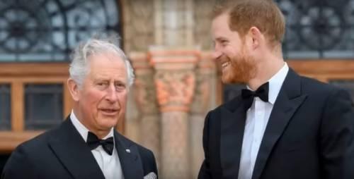 Le spese di protezione di Harry e Meghan? Sarà il Principe C