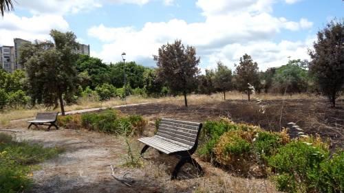 Amianto e materiali pericolosi sotto il parco urbano 2