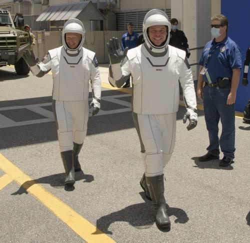 Nasa, conto alla rovescia per il lancio di Crew Dragon 3