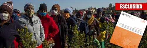 Covid, un dossier spaventa l'Italia: 650mila migranti pronti a partire