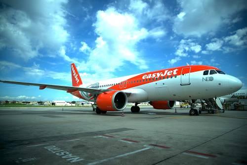 Vacanze d'estate, easyJet riparte anche con i voli internazionali dall'hub di Malpensa