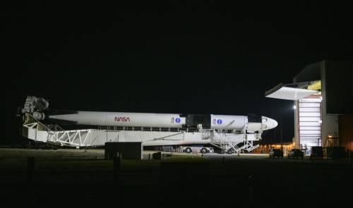 Inizia una nuova era spaziale