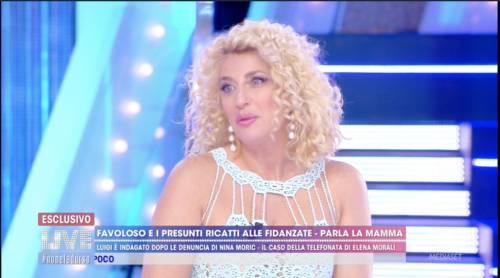 """Ora parla la mamma di Favoloso:  """"Nina Moric ha sempr"""