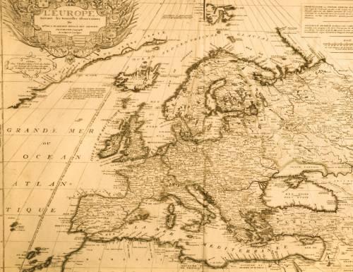 Roma, l'Italia e l'Europa viste dall'antica Cina