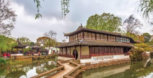 I giardini che recitano poesie: la magia di Suzhou