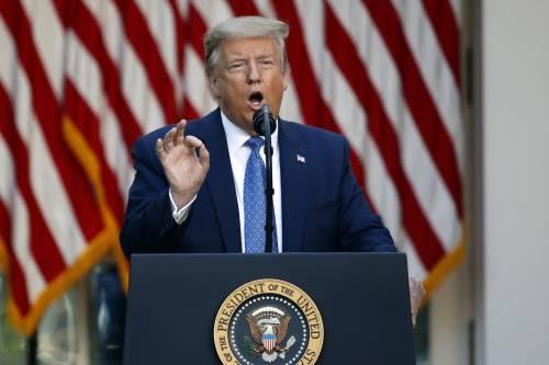 """Se il voto """"spaventa"""" la Casa Bianca. Trump barcolla, ma la base è con lui"""