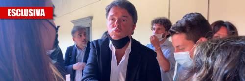 Se anche Matteo Renzi non rispetta il distanziamento sociale