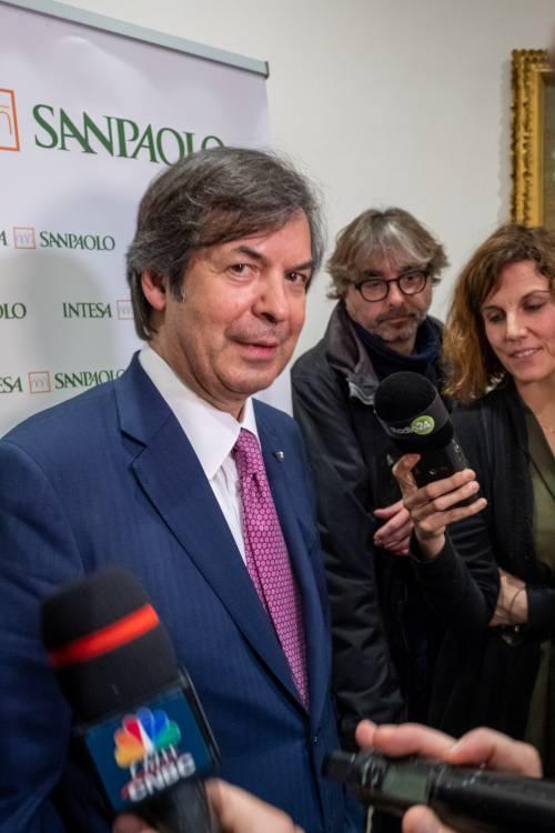Intesa, Generali ed Enel regine d'Italia