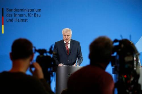 Confini chiusi e respingimenti: il piano tedesco per l'Europa