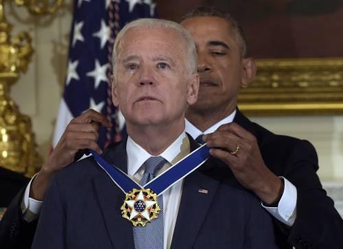 Biden commissariato? Ecco il piano di Obama
