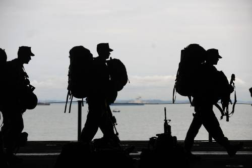 L'ira dei militari per la falsa riforma M5s