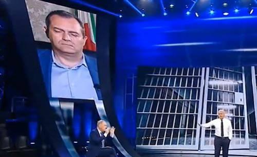 """Scontro tv tra Giletti e Licheri sulle scarcerazioni dei boss: """"Basta menzogne, è una vergogna"""""""