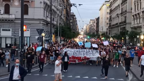 Arrestati tre attivisti, manifestano i centri sociali 3